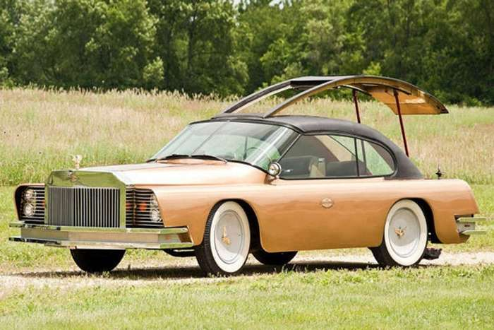 Самые удивительные автомобили, какие изобрело человечество