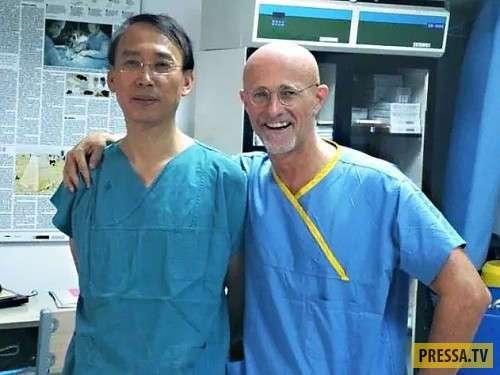 Первая операция по пересадке головы пройдет в Харбинском госпитале в Китае (5 фото)