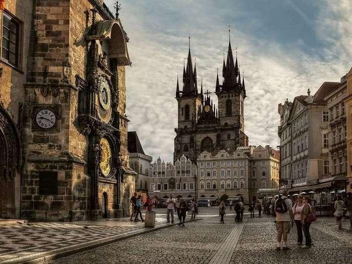 Интересные факты о городах (20 фото)
