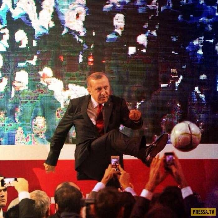 Фотографии политиков мира из Инстаграма (16 фото)