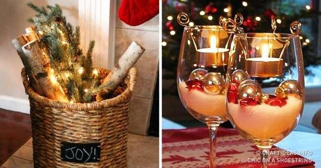 20простых способов создать новогоднее настроение своими руками