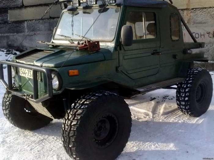 ЛуАЗ-969 -Тушканчик--25 фото-
