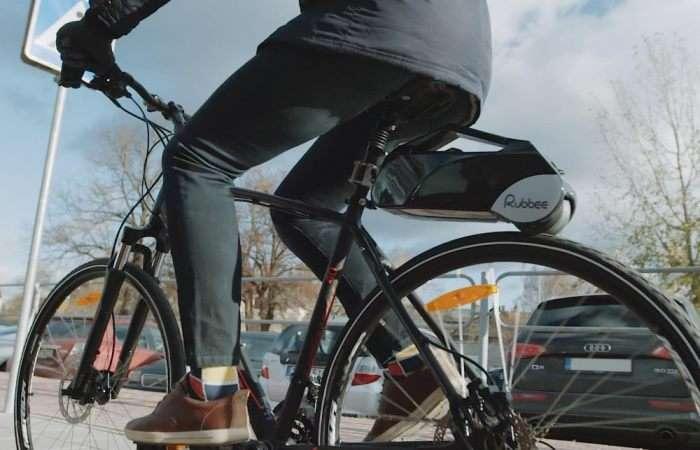 Простой велосипедный гаджет, благодаря которому вращать педали больше не придется