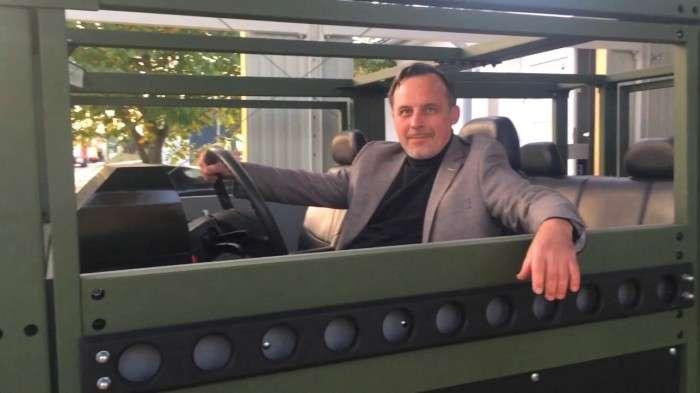 Россиянин выпускает автомобили, на которые дает гарантию 100 лет