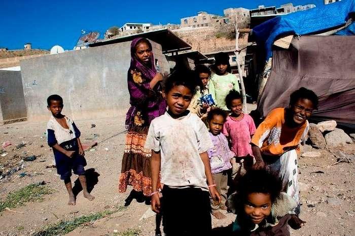 10 трущобных районов в самых неожиданных местах-10 фото-