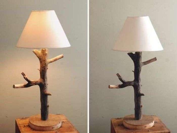Как обновить интерьер по-бюджетному, используя -ненужные- деревяшки