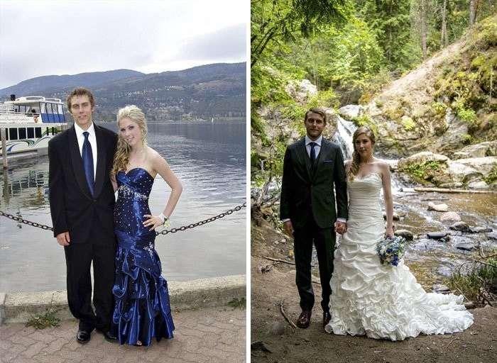 Семейные пары, доказывающие, что настоящая любовь длится вечно