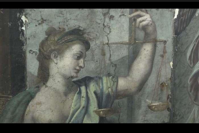 500-летняя тайна Ватикана раскрыта