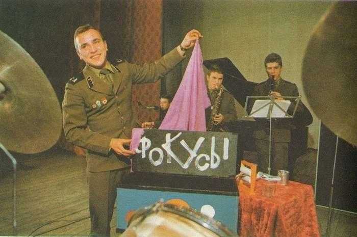 Какие места считались самыми -блатными- для службы в Советской армии