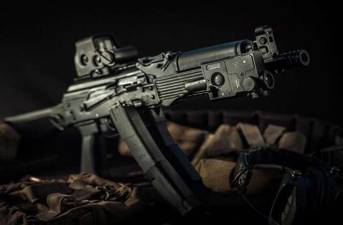 В США начали производить модификацию АК, созданную для бойцов ФСБ РФ
