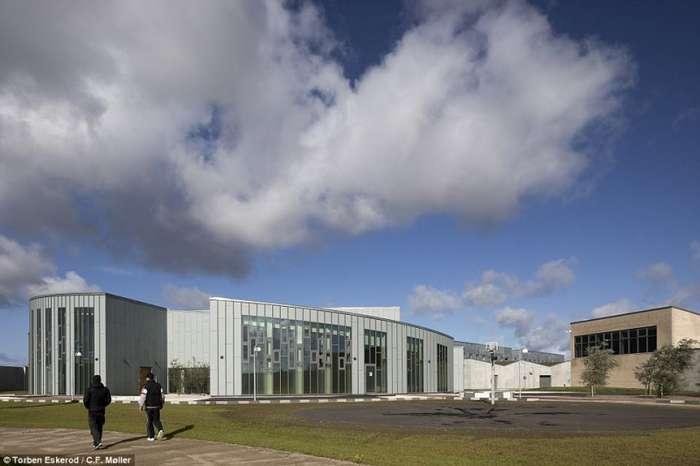В Дании построили -самую гуманную- тюрьму в мире