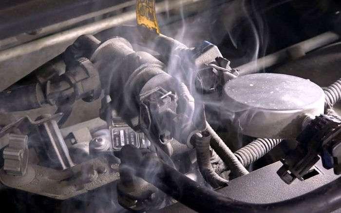 Как с помощью простой сигареты уменьшить расход топлива и устранить ряд проблем двигателя