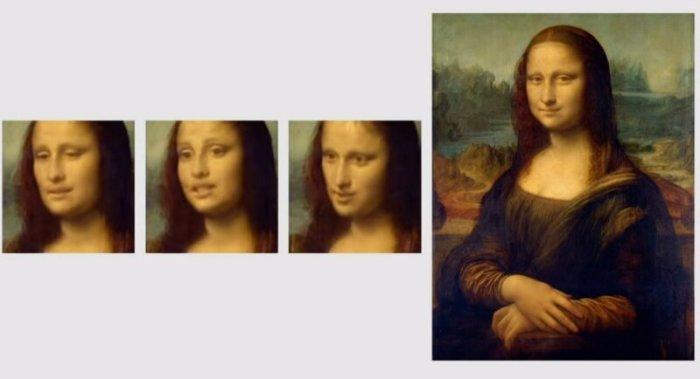 Российские разработчики создали программу, оживляющую фотографии-4 фото + 1 видео + 1 гиф-