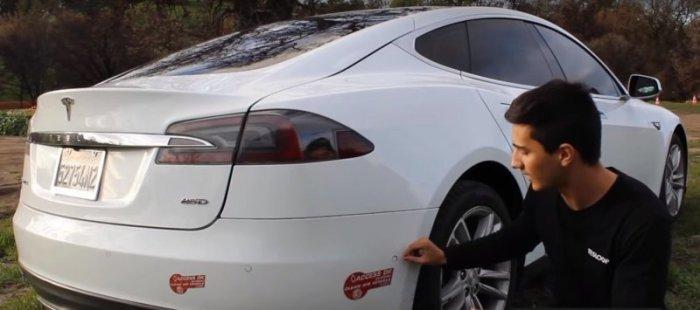 Tesla с пробегом 725 000 километров: срок службы батареи, надежность и многое другое-2 фото + 1 видео-
