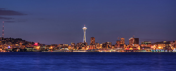 Another Seattle shot by Dmitrii!!