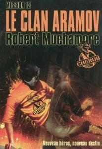 Ted apparait notamment dans le tome 13, Le Clan Aramov