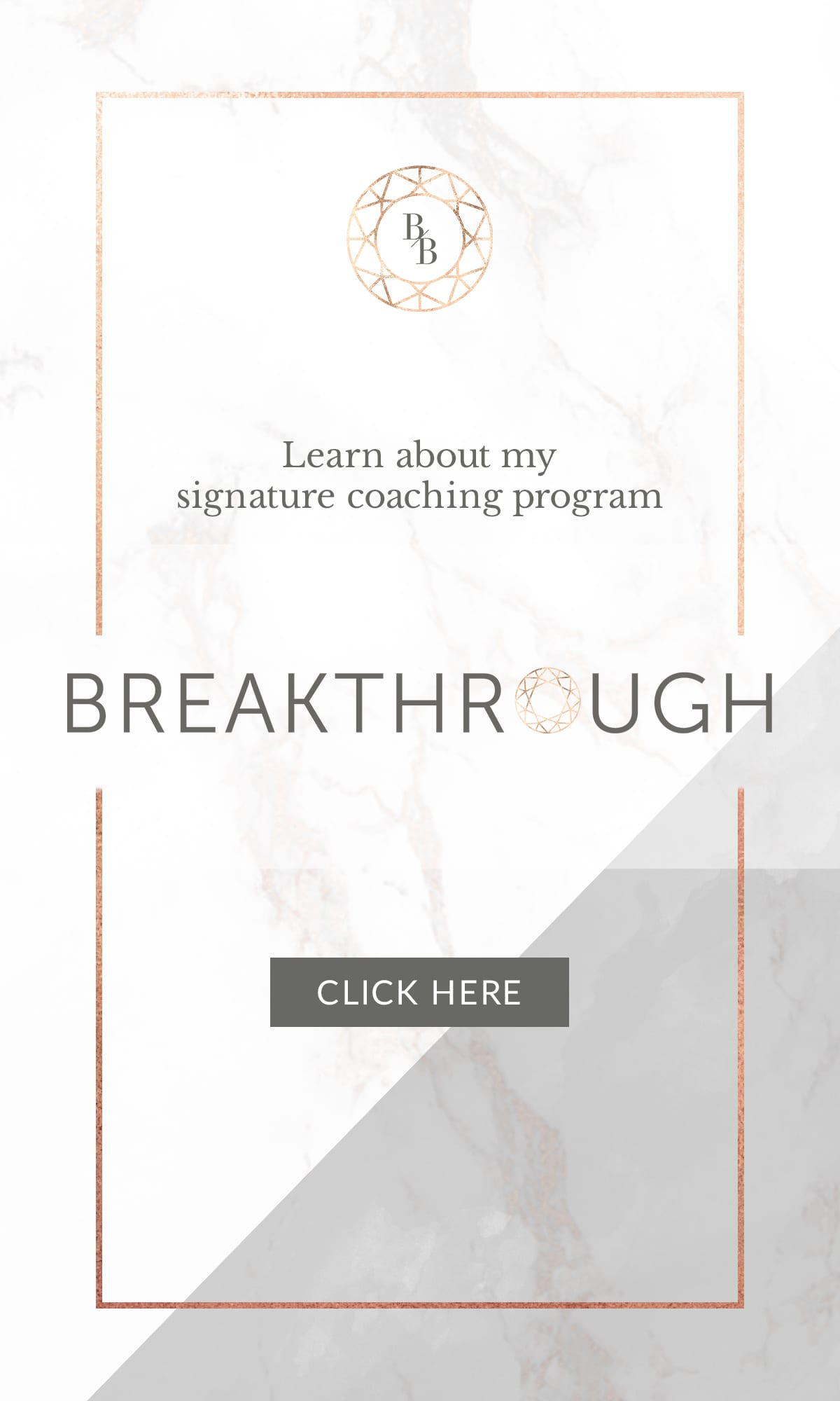 Learn about BREAKTHROUGH