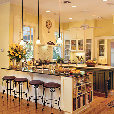 5 Amazing Kitchen Color Ideas To Spice Up Your Kitchen