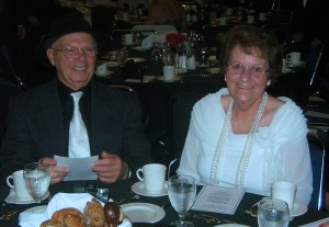 Mom and Dad in  Chicago 2005