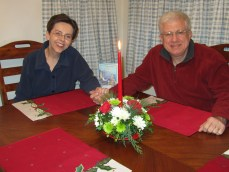 Don and me on our anniversary (December 20th)