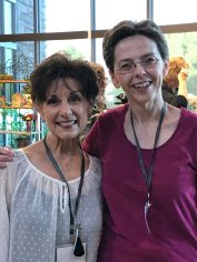So wonderful to reconnect with author, speaker, and friend Vonda Skelton when she taught at a conference our FCW writers group in Tulsa hosted.