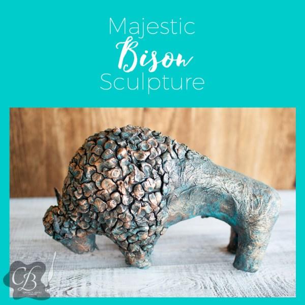 Cheryl Boglioli Majestic Bison