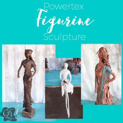 PowertexFigurineSculpture