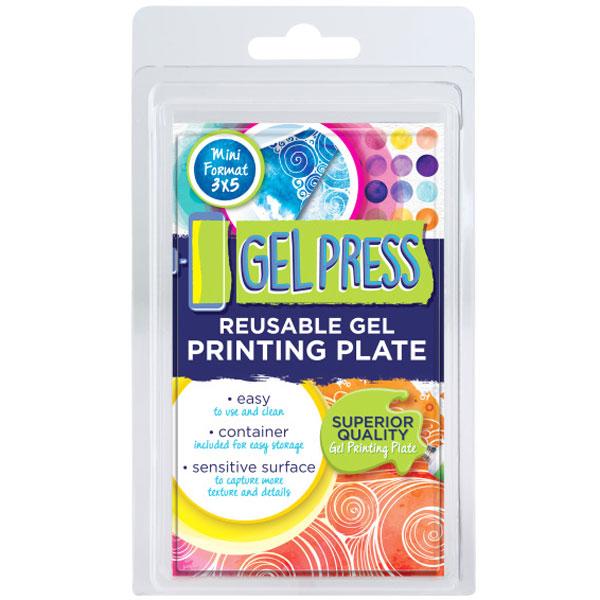 Gel Press Plate 3x5 10808