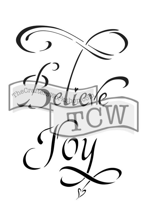 TCW2146 Believe