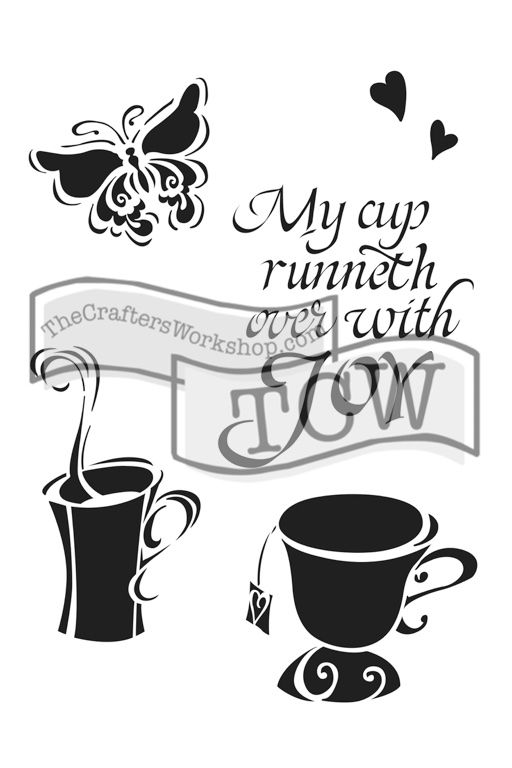 TCW2158 Cup of Joy