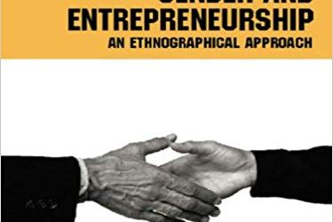 Review: Gender and Entrepreneurship: An Ethnographical Approach