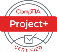CompTIA Project+ Logo