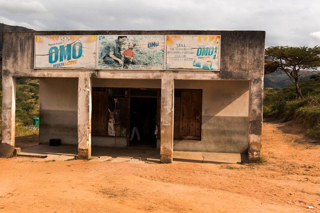 Rural shop