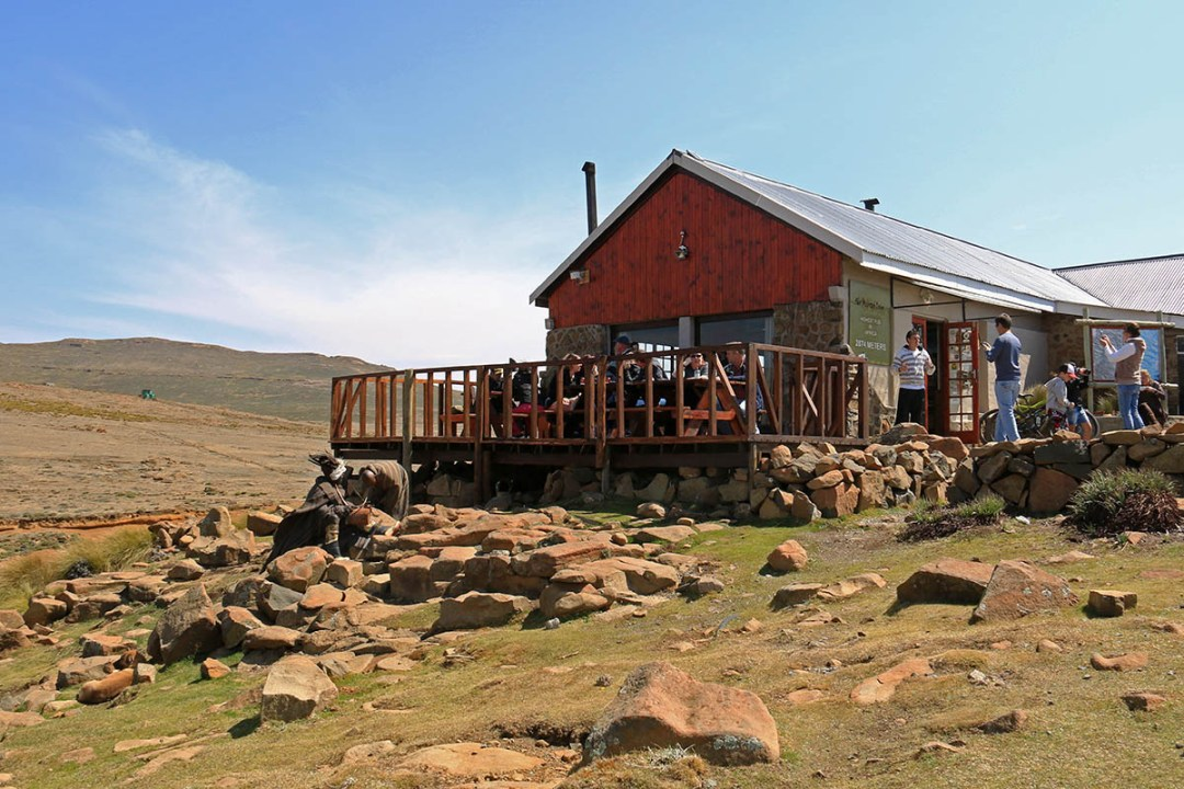 View of Sani Lodge