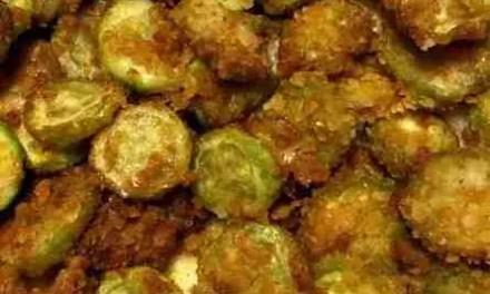 Skillet Fried Zucchini