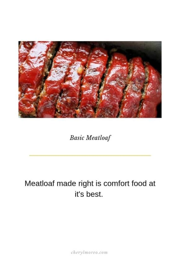 Basic Meatloaf