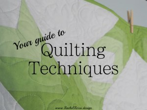 quilt guide