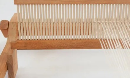 Rigid Heddle Loom:  What Does It Do?