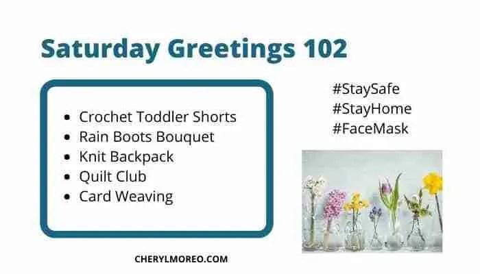 Saturday Greetings 102