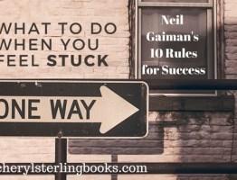 Neil Gaiman's 10 rules for success