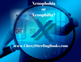 Writers can be both xenophobic and xenophilic.
