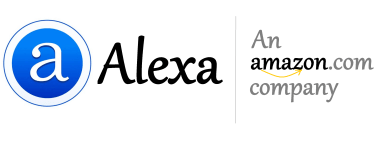 Alexa rank is a means of ranking your website. The lower the score, the more popular it is.