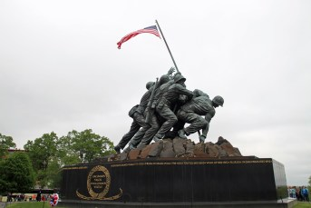 The battle of Iwo Jima plays a prominate part in my starting to write a new book this month.