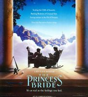 #4 on my list of favorite movies is the Princess Bride