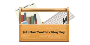The #AuthorToolboxBlogHop is a monthly event on the topic of resources and learning for authors. Feel free to hop around to the various blogs and see what you learn!