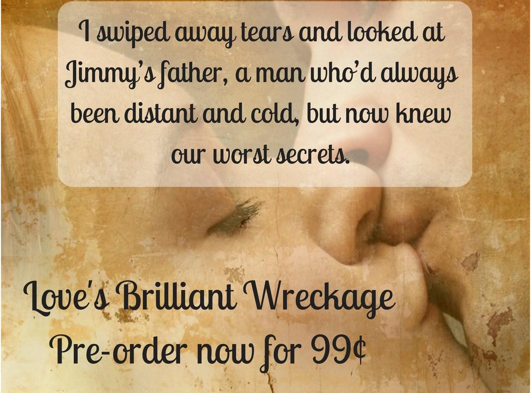 Love's Brilliant Wreckage. www.cherylsterlingbooks.com cool links for June 9, 2018