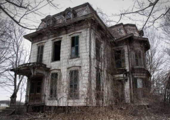 Haunted town cool links 8-18-18