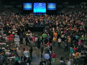 State Democratic Convention 2010