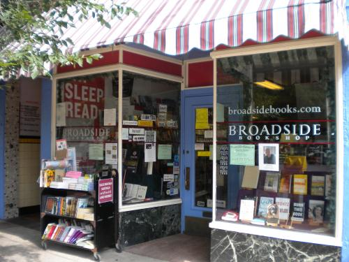 Northampton, MA – Broadside Bookshop