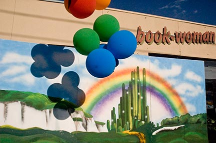 Austin, TX – BookWoman Book Store
